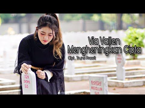 Via Vallen - Mengheningkan Cipta ( Cover Lagu Nasional )