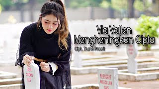 Download lagu Via Vallen - Mengheningkan Cipta ( Cover Lagu Nasional )