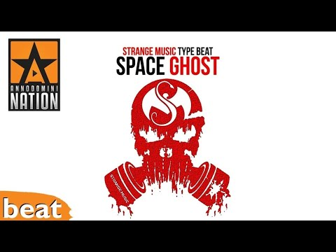 Strange Music Type Beat - Space Ghost