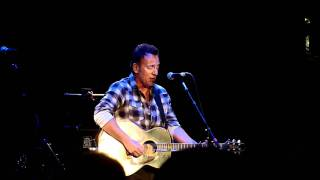 "Bruce Springsteen ""Your Own Worst Enemy"" 1/15/11 LOD 11 Paramount Theatre Asbury Park, Nj."