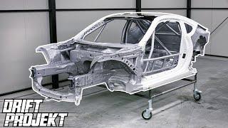 Finalny Efekt Lakierowania - Drift Projekt - Subaru BRZ #16