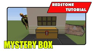 Working Mystery Box (Minecraft Xbox TU22/PlayStation CU8)