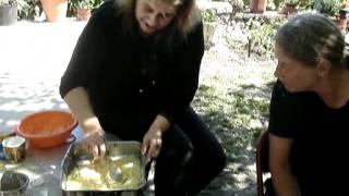 Katerina Makes Orange Pie - Πορτοκαλόπιτα