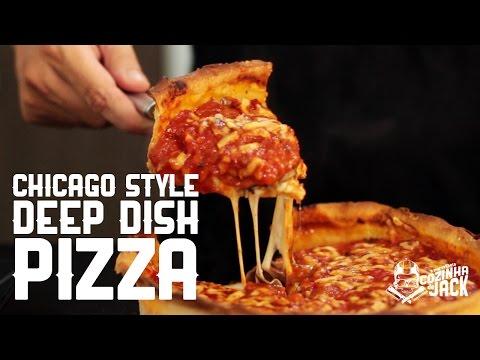 Chicago Style Pizza | A Maravilhosa Cozinha de Jack S05E04