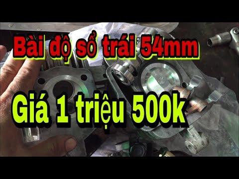 Xe Wave Sổ Trái 54mm Với Giá 1 Triệu 500k