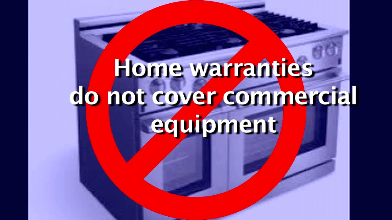 Nations Home Warranty Commercial Equipment Youtube