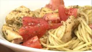 Cook It Forward: Episode 1 - Sweet Basil & Oregano Bruschetta Chicken