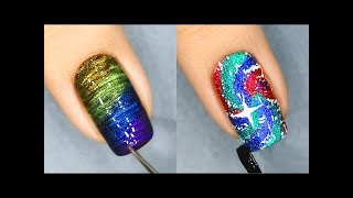 New Nail Art Tutorial 2018 💄😱 The Best Nail Art Designs Compilation #25