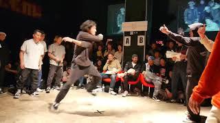 WasedaBreakers30th Anniv.  Top8  Body Carnival Zoo vs Good Foot