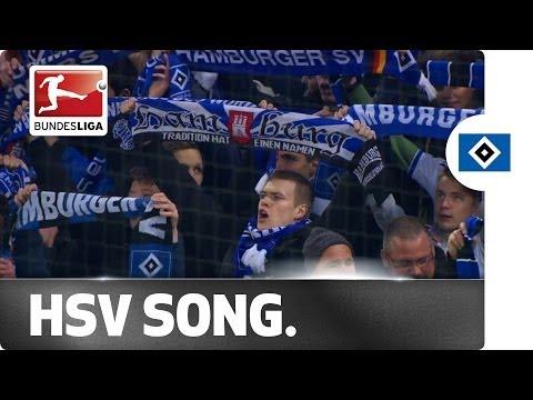 'Hamburg meine Perle' - the best song in the Bundesliga?