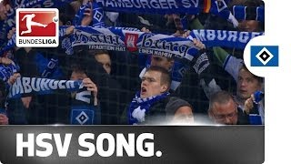 'Hamburg meine Perle' - the best song in the Bundesliga?