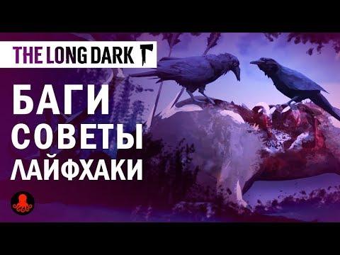 The Long Dark: БАГИ, СОВЕТЫ, ЛАЙФХАКИ