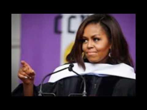 Michelle Obama's  Shot for Make America Great Again