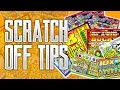 scratch off hack, scratch off tips,🎲,scratch off trick, how to win scratch offs, scratch off secrets