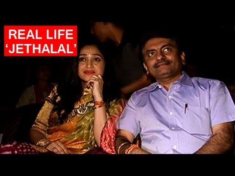 Disha Vakani AKA Daya With Her Real Life Husband Attends Kids Calendar Event   #TellyTopUp