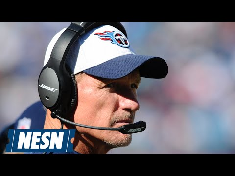 Titans Fire Head Coach Ken Whisenhunt