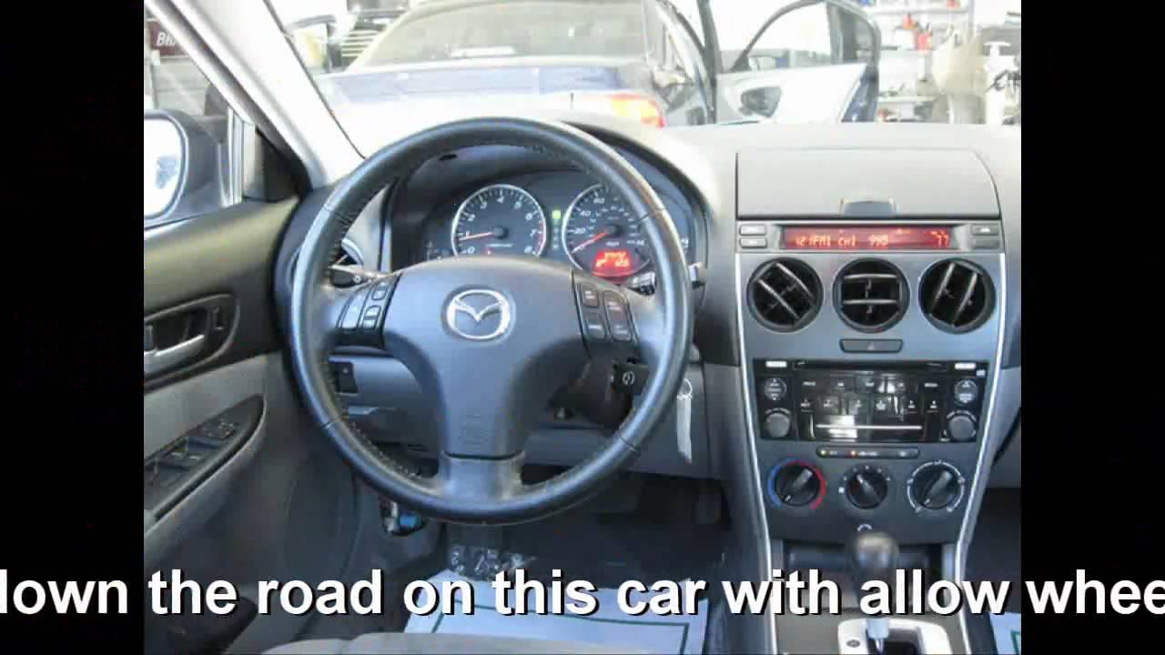 2006 Mazda MAZDA6 s Sports Sedan 29465 - YouTube