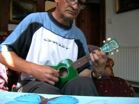 Flamenco Ukulele - Garrotin
