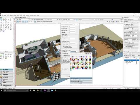 Teaser Tuesday: Clip Cube for Viewports in Vectorworks 2019