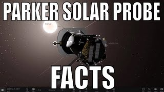 Parker Solar Probe Updates and Clarifications