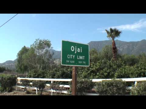 The City of Ojai Ca. Spiritual Retreat 2012