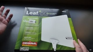 Mohu Leaf 50 Indoor TV Antenna REVIEW