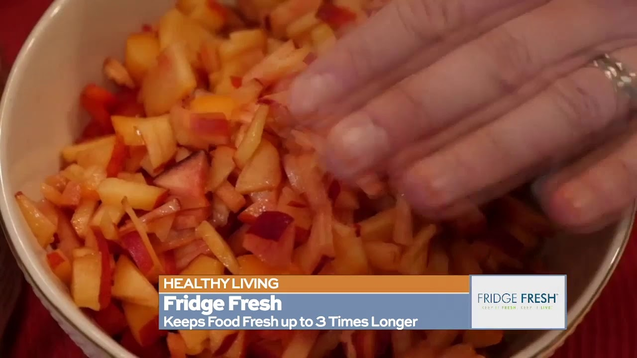 Fridge Fresh On News 4 San Antonio | The Answer To All Your Produce Problems