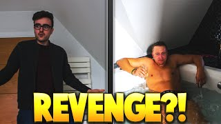 One of REEV's most viewed videos: REVENGE ON ANDY PRANK!!... The Beginning?