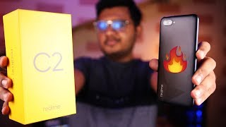 RealMe C2 Unboxing Review