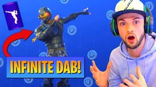 Fortnite Infinite Dab but More Bass Boosted with Each Dab. [FUNNY] [NOT CLICKBAIT] [FREE VBUCKS]