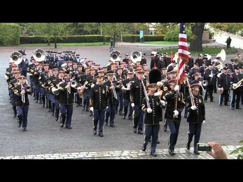 The U.S. Army Band In Oslo, Day 5
