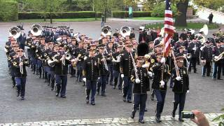 The U S Army Band in Oslo Day 5