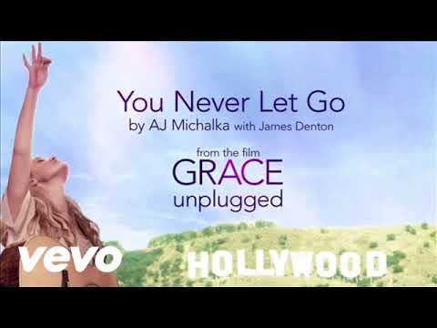 AJ Michalka - You Never Let Go (No me soltarás) Karaoke Instrumental