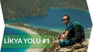 Dünyanın En İyi Yürüyüşünü Yaptım : Likya Yolu   FETHİYE