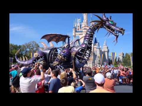 Festival of Fantasy - Source Audio [Magic Kingdom Parade] [HQ Audio]