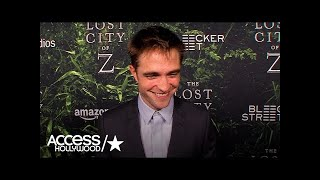 Robert Pattinson On Filming 'The Lost City Of Z' In Colombia