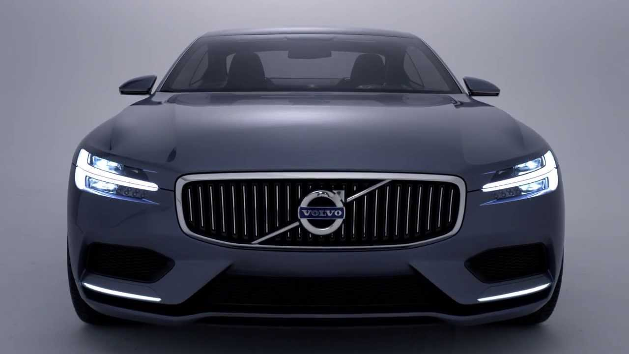 Introducing The Volvo Concept Coupe