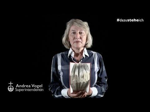 #dazusteheich - Superintendentin Andrea Vogel zum Thema: Zeit nehmen