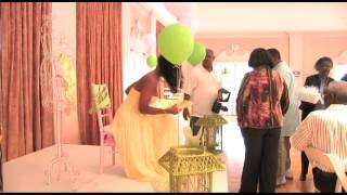 Panna Productions Presents the Boyd-King bridal sh