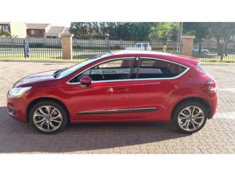 2012 Citroen Ds4 Ds4 16 Thp 200 Sport Auto For Sale On Auto Trader