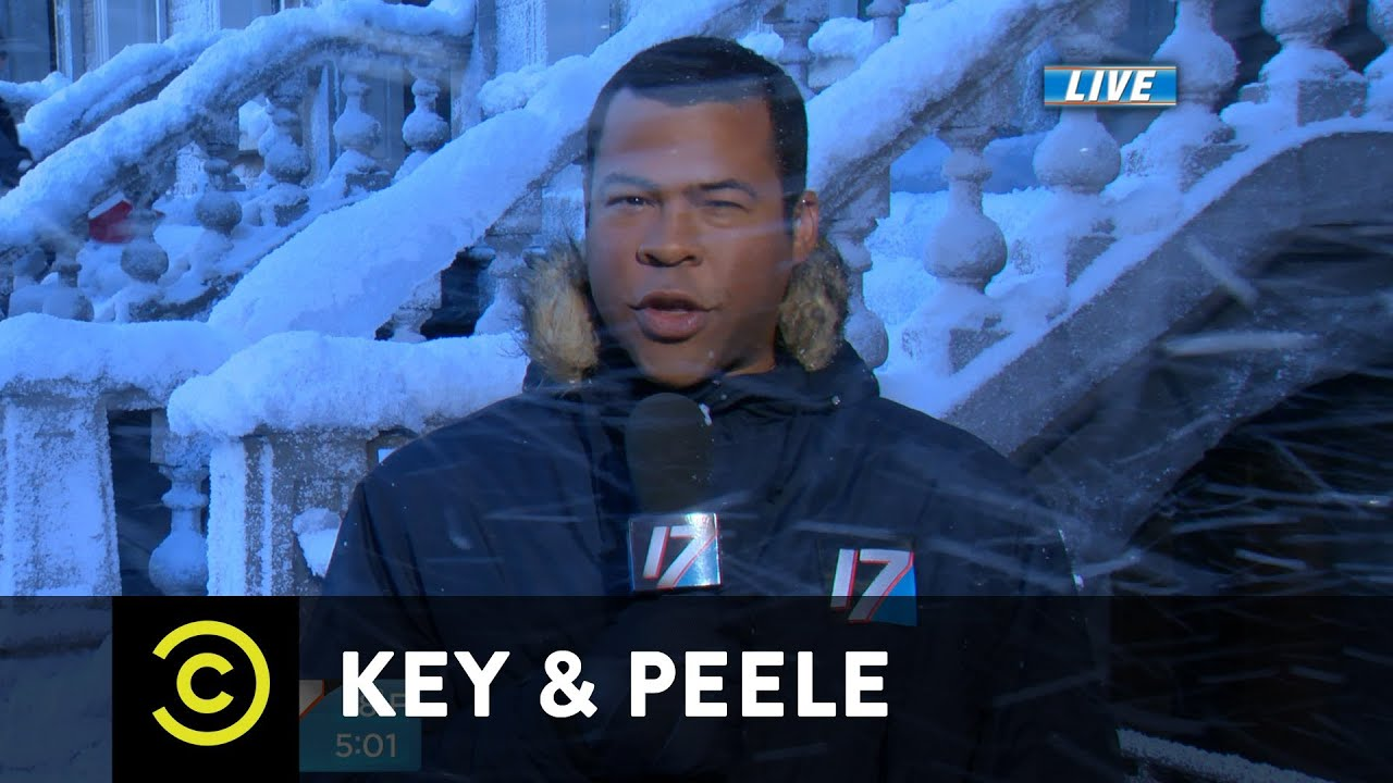 Key Peele Black Ice Youtube