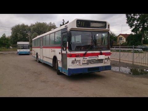 Автобусы города Волосово Ленинградской области.