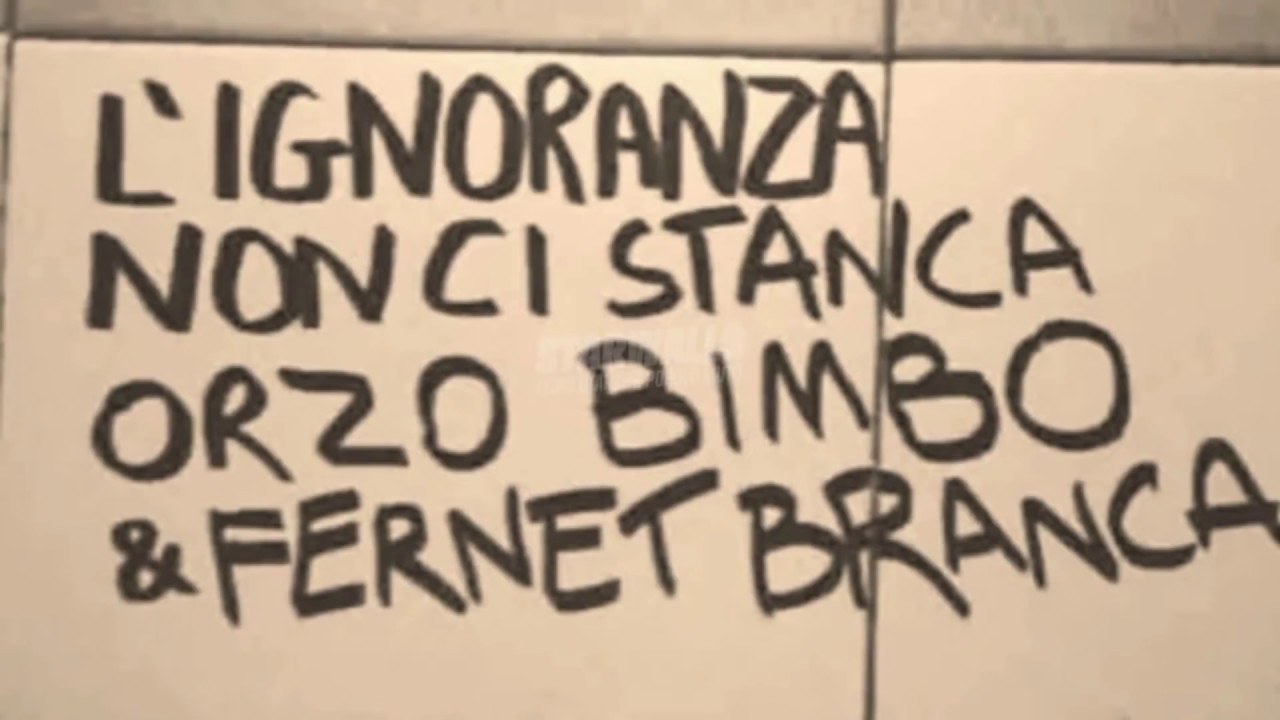 30 geniali scritte sui muri youtube for Scritte tumblr sui muri