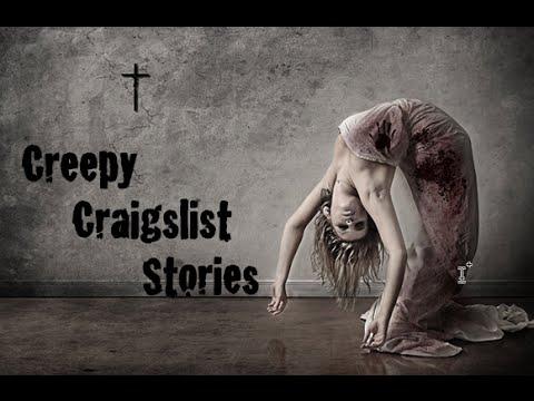 Creepy Craigslist Story - YouTube