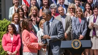 The President Celebrates the 2015 National Teacher of the Year