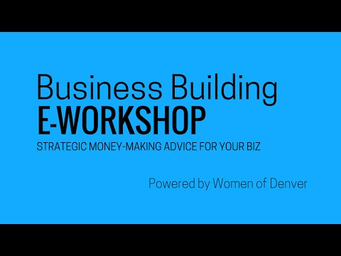 Free online business training course video for entrepreneurs – business tips