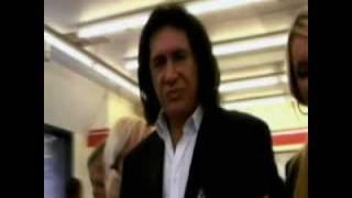 The Complete Gene Simmons of KISS VS KayvonTV VIdeo