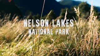 Hiking Nelson Lake National Park
