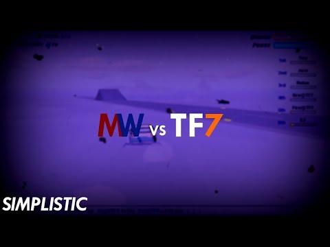 NFMM War   Team Formula 7 vs Most Wanted (Retro Edition) (No Overlays)
