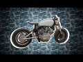 Yamaha Virago 750 Cafe Racer Project
